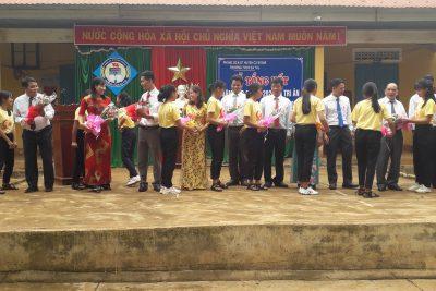 Lễ tổng kết năm học 2019-2020 và Lễ ra trường cho học sinh niên khóa 2016-2020