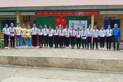 """Đại Hội """"Cháu Ngoan Bác Hồ"""" trường THCS EaTul năm học 2019-2020"""
